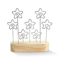 Christmas Card Star Holder